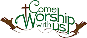 Graphic: Welcome to Worship