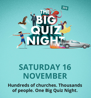 Big Quiz Night Poster